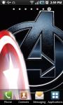 Captain America LWP screenshot 2/3