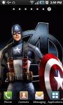 Captain America LWP screenshot 3/3