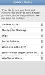 Einsteins Riddles app screenshot 2/3