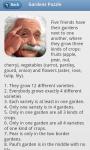 Einsteins Riddles app screenshot 3/3