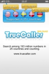 TrueCaller, enhances your phonebook, and protects you from spam calls (LITE) screenshot 1/1