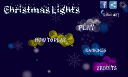 Christmas Lights screenshot 1/5