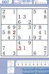 Sudoku Book for iPad screenshot 1/1