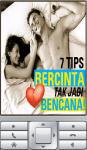 7 Tips Bercinta Tak Jadi Bencana screenshot 1/2