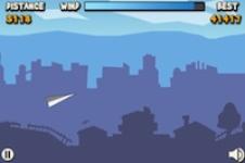 Paper Glider iPhone screenshot 1/1