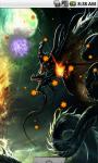 Fire Dragon Cool Live Wallpaper screenshot 1/4