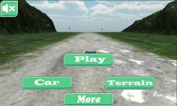 Crazy Car Driving screenshot 1/5