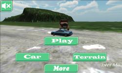 Crazy Car Driving screenshot 3/5