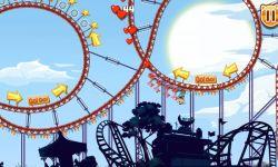 Nutty Fluffies Rollercoaster screenshot 2/2