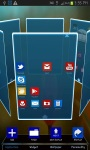Next Launcher 3D Windows 8 Theme screenshot 1/4