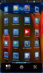Next Launcher 3D Windows 8 Theme screenshot 2/4
