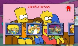 The Simpsons-Puzzle screenshot 2/3