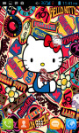 Hello Kitty Live Wallpapers Free screenshot 1/5