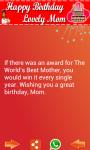 Birthday SMS Greetings screenshot 3/3