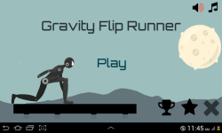 Gravity Flip Runner screenshot 1/5