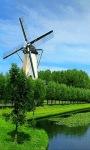 Park Windmill Live Wallpaper screenshot 2/3