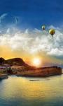 Beautiful Sunset Beach views Live Wallpaper screenshot 4/6