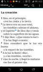 Spanish Bible screenshot 1/3
