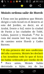 Spanish Bible screenshot 2/3