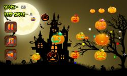 Halloween Boo Blast J2ME screenshot 2/5
