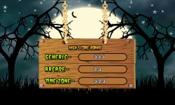 Halloween Boo Blast J2ME screenshot 4/5