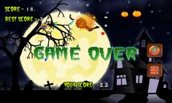 Halloween Boo Blast J2ME screenshot 5/5