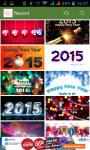 New Year 2015 Wallpaper HD screenshot 1/3