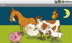 kids animal play game screenshot 1/6