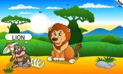 kids animal play game screenshot 2/6