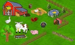 kids animal play game screenshot 3/6
