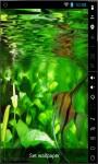 Underwater View Live Wallpaper screenshot 1/2