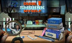 Free Hidden Object Game - Dude I Shrunk Myself screenshot 1/4