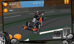 Kart 3D free screenshot 1/6