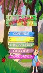 Bubble Dora Angelina Shoot Game screenshot 1/4
