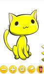 Cute Cats Coloring Book - BeCreative screenshot 2/5