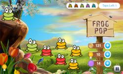 Frog Pop screenshot 1/3