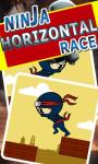 NINJA HORIZONTAL RACE screenshot 1/1