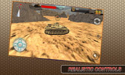 Ultimate Tank Battle - Worlds screenshot 2/6