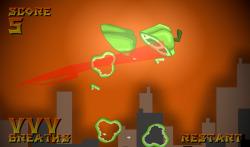 Brave Angry Ninja screenshot 2/4