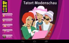 Die drei Tatort Modenschau sound screenshot 1/6