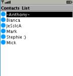 Q-BlueConnect screenshot 1/1