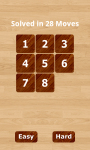 8 and 15 Puzzle screenshot 3/4