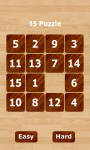 8 and 15 Puzzle screenshot 4/4