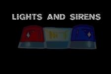 Police Lights and Sirens Free screenshot 2/3