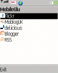 MobileGlu screenshot 1/1