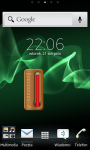 Thermometer Battery screenshot 1/2