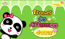 Trouver des differences for kids screenshot 1/6