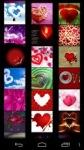 Love & Hearts Wallpapers screenshot 1/6