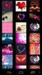Love & Hearts Wallpapers screenshot 2/6