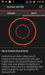 Android Sound Meter screenshot 4/4